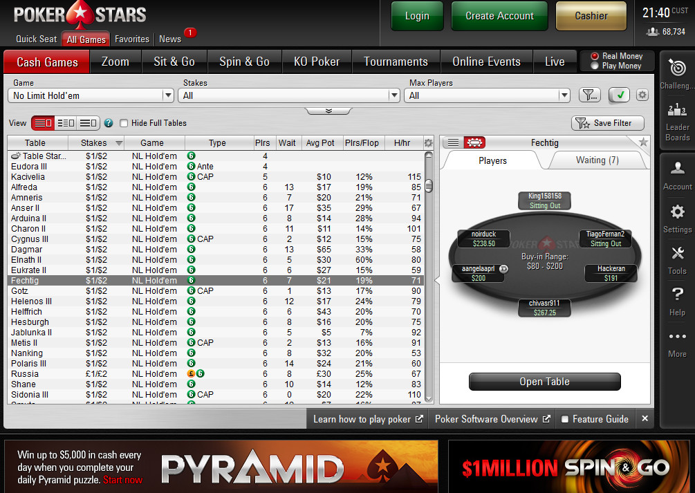 Hình ảnh PokerStars 3