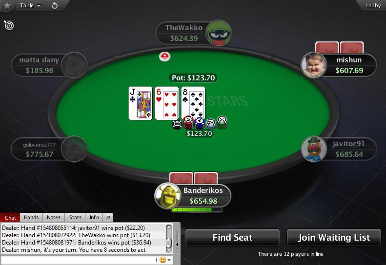 Hình ảnh PokerStars 2