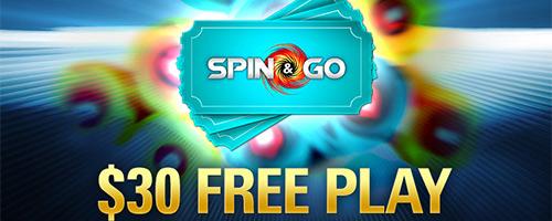 Khuyến mại 30$ Free khi nạp tiền tại PokerStars