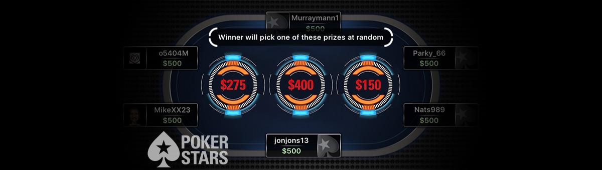 Chơi poker và thắng lớn với Spin&Go Max