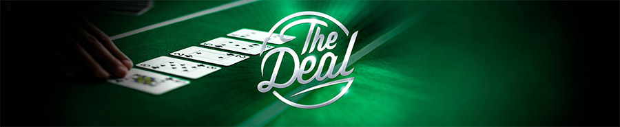 Chơi mini game The Deal tại PokerStars
